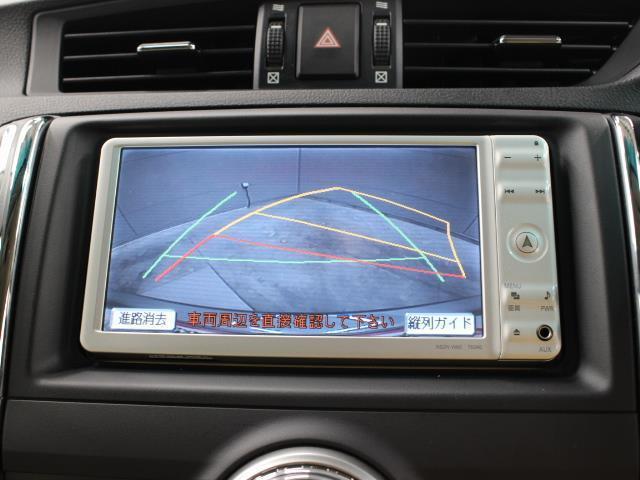 250G リラックスセレクション SDナビ ワンセグ DVD再生 バックカメラ ETC HIDヘッドライト ワンオーナー(10枚目)