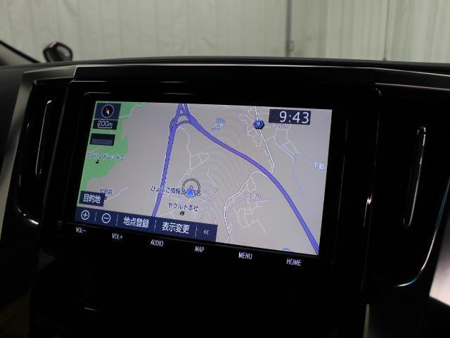 3.5SC メモリーナビ スマートキー ETC ワンオーナー ムーンルーフ 両側パワースライドドア 衝突軽減 Bカメラ フルセグ 盗難防止システム 3列シート(9枚目)