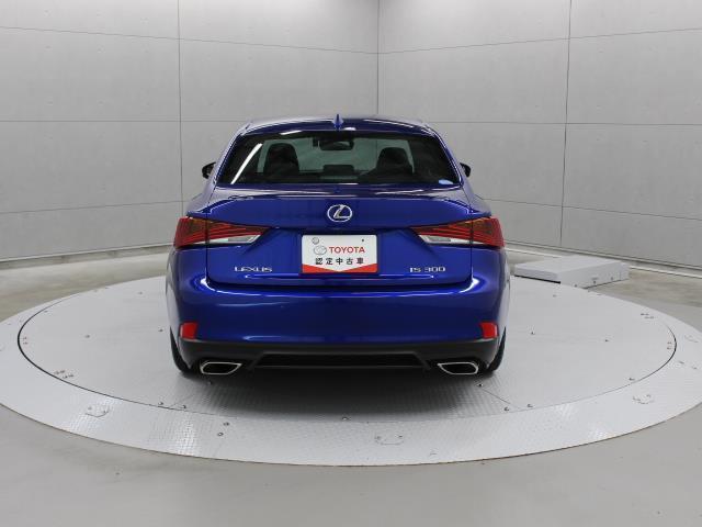 IS300 Iブルー SDマルチ フルセグ ブルーレイ再生 ミュージックプレイヤー接続可 バックカメラ ETC2.0 ドラレコ シートエアコン ムーンルーフ LEDヘッドライト Lexus Safety System+(4枚目)