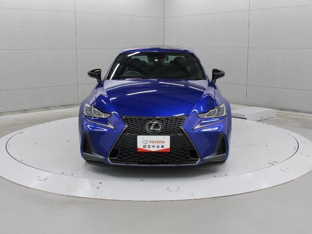 IS300 Iブルー SDマルチ フルセグ ブルーレイ再生 ミュージックプレイヤー接続可 バックカメラ ETC2.0 ドラレコ シートエアコン ムーンルーフ LEDヘッドライト Lexus Safety System+(6枚目)
