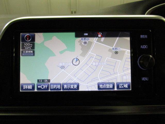G ウェルキャブ 福祉車両 フルセグ メモリーナビ DVD再生 バックカメラ 衝突被害軽減システム ETC ドラレコ 両側電動スライド LEDヘッドランプ ウオークスルー 乗車定員7人 3列シート アイドリングストップ(16枚目)