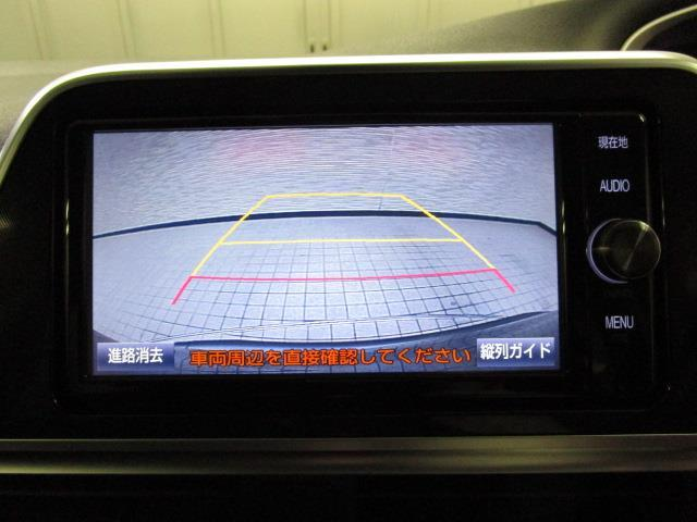 G ウェルキャブ 福祉車両 フルセグ メモリーナビ DVD再生 バックカメラ 衝突被害軽減システム ETC ドラレコ 両側電動スライド LEDヘッドランプ ウオークスルー 乗車定員7人 3列シート アイドリングストップ(17枚目)