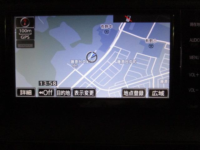 Xi 4WD フルセグ メモリーナビ DVD再生 後席モニター バックカメラ ETC 電動スライドドア LEDヘッドランプ ウオークスルー 乗車定員8人 3列シート ワンオーナー アイドリングストップ(11枚目)