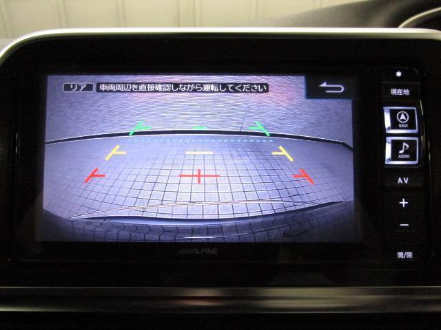 ハイブリッドG フルセグ メモリーナビ DVD再生 バックカメラ 衝突被害軽減システム 両側電動スライド LEDヘッドランプ ウオークスルー 乗車定員7人 3列シート ワンオーナー(16枚目)