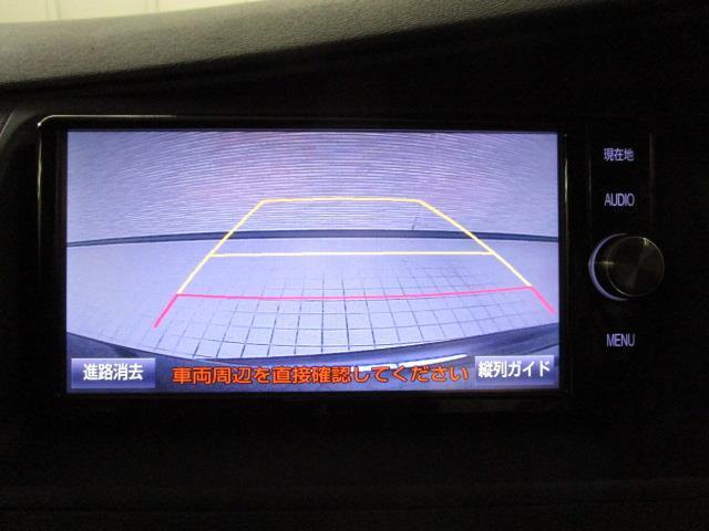 プラタナ Vセレクション フルセグ メモリーナビ DVD再生 バックカメラ ETC 両側電動スライド HIDヘッドライト ウオークスルー 乗車定員7人 3列シート ワンオーナー(14枚目)