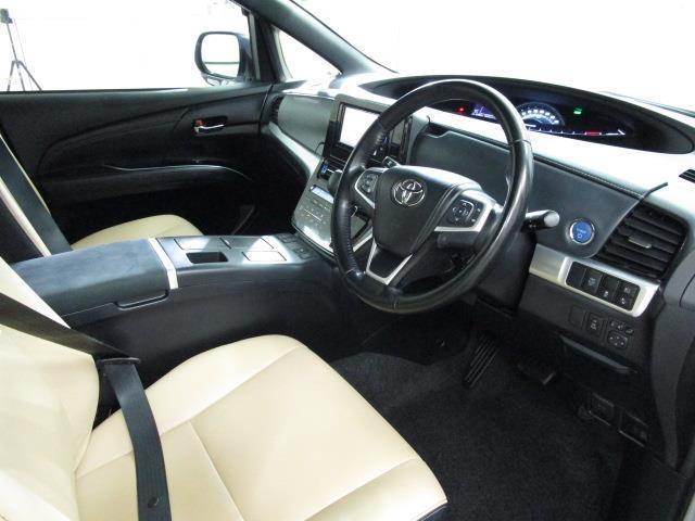 アエラス スマート 4WD フルセグ メモリーナビ DVD再生 バックカメラ 衝突被害軽減システム ETC ドラレコ 両側電動スライド LEDヘッドランプ 乗車定員7人 3列シート ワンオーナー(7枚目)