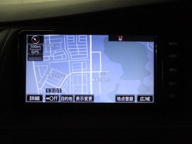 プラタナ ウエルキャブ 福祉車両 フルセグ メモリーナビ DVD再生 バックカメラ ETC 電動スライドドア 乗車定員7人 3列シート(13枚目)