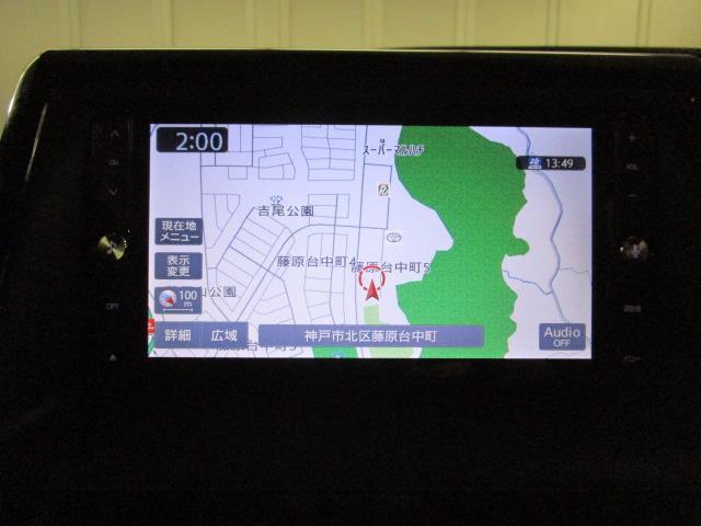 Xi フルセグ メモリーナビ DVD再生 バックカメラ 衝突被害軽減システム 電動スライドドア LEDヘッドランプ ウオークスルー 乗車定員8人 3列シート ワンオーナー フルエアロ アイドリングストップ(18枚目)