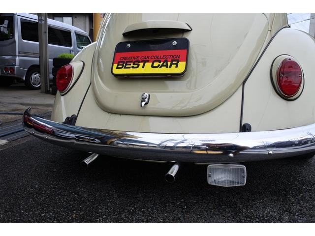 フォルクスワーゲン VW ビートル 1部ビンテージ仕様スタンダード新品15AW オールペイント