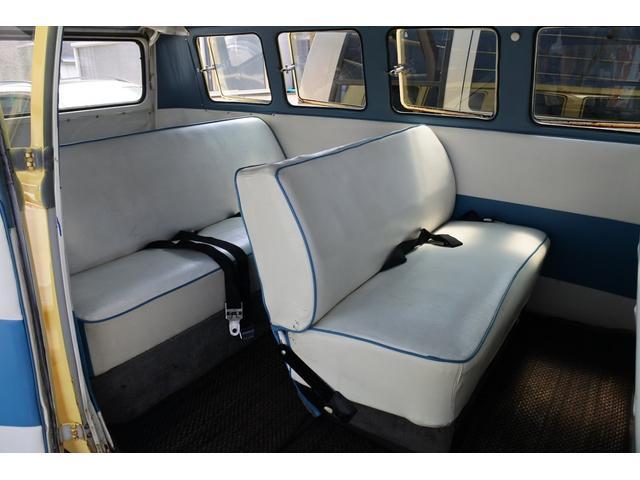 ベースグレード13ウインドー1967年モデル7人乗りETC(10枚目)