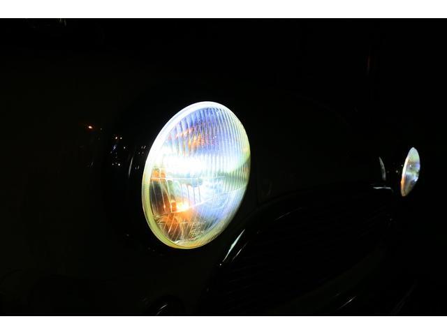 ☆ルーカスヘッドライトにHIDを取り付けしました。☆夜間DRIVEも快適です☆