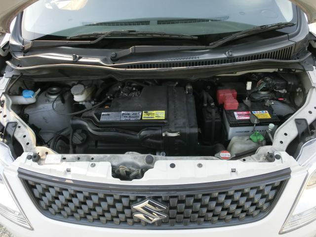 スズキ ワゴンR FX  weds15インチアルミ