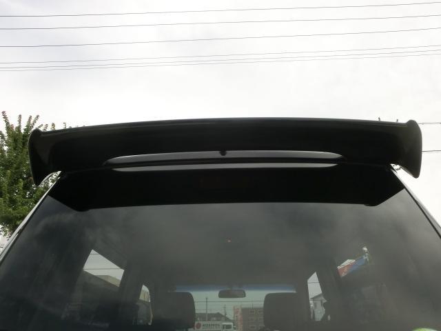 W 社外アルミ バックカメラ付きデッキ ETC スマートキー(46枚目)