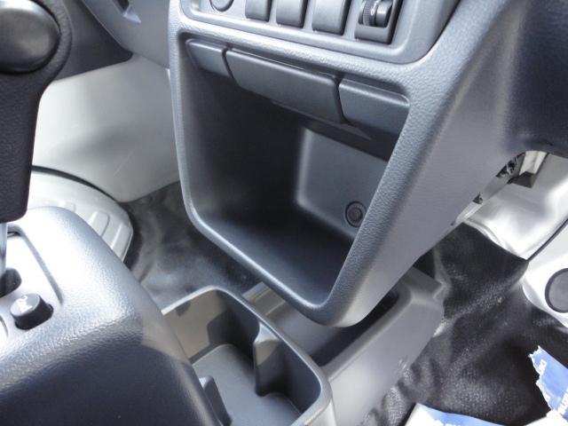 スズキ キャリイトラック KCエアコン・パワステ3方開AGS 運転席助手席エアバック