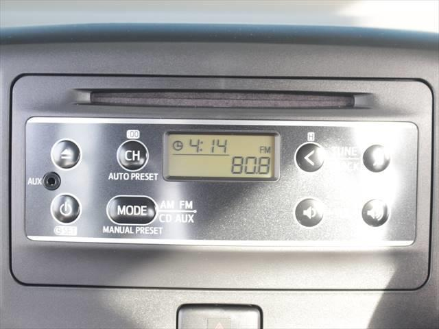 L SA 登録済未使用車 純正CD(19枚目)