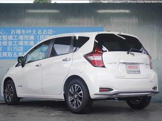 日産 ノート e-パワー X モード・プレミア 登録済未使用車