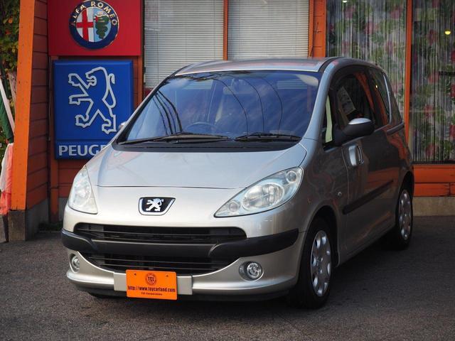 「プジョー」「プジョー 1007」「ミニバン・ワンボックス」「滋賀県」の中古車3
