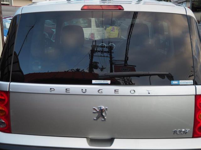 「プジョー」「プジョー 1007」「ミニバン・ワンボックス」「滋賀県」の中古車31