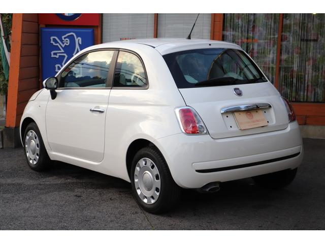 「フィアット」「500(チンクエチェント)」「コンパクトカー」「滋賀県」の中古車10