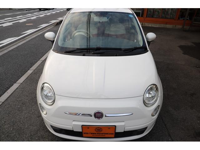 「フィアット」「500(チンクエチェント)」「コンパクトカー」「滋賀県」の中古車16