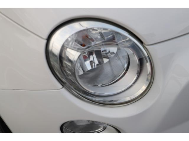 「フィアット」「500(チンクエチェント)」「コンパクトカー」「滋賀県」の中古車19