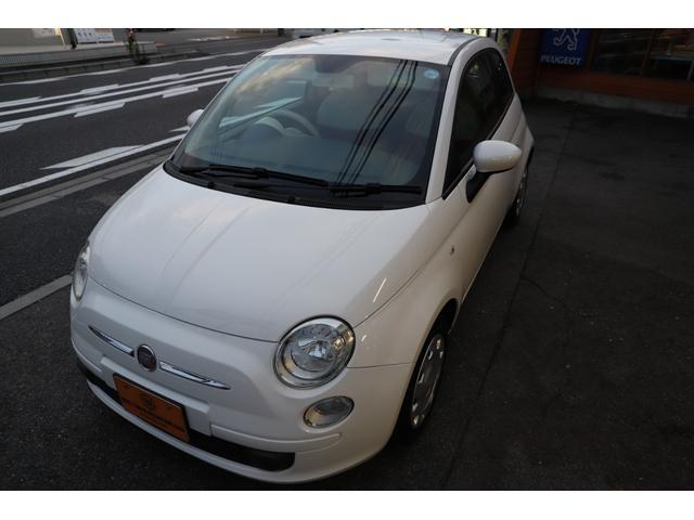 「フィアット」「500(チンクエチェント)」「コンパクトカー」「滋賀県」の中古車21