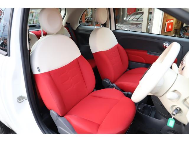 「フィアット」「500(チンクエチェント)」「コンパクトカー」「滋賀県」の中古車25