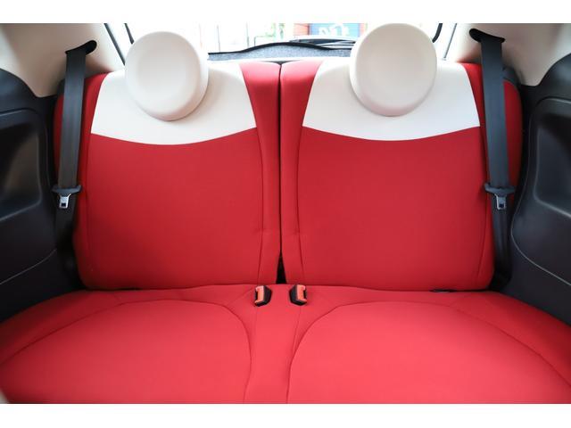 「フィアット」「500(チンクエチェント)」「コンパクトカー」「滋賀県」の中古車36