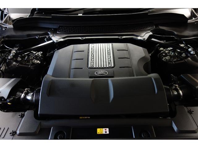 ランドローバー レンジローバー 3.0 V6 スーパーチャージド ヴォーグ