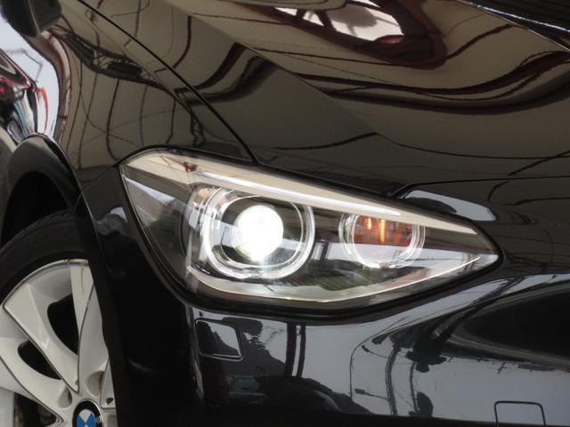 116i スタイル 1オーナ オプション17AW 衝突軽減ブレーキ クルーズコントロール ハーフレザーシート キセノンライト i-driveナビ BTオーディオ アイドリングストップ Bカメラ バックソナー スマートキー(28枚目)