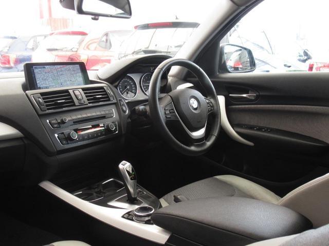 116i スタイル 1オーナ オプション17AW 衝突軽減ブレーキ クルーズコントロール ハーフレザーシート キセノンライト i-driveナビ BTオーディオ アイドリングストップ Bカメラ バックソナー スマートキー(37枚目)