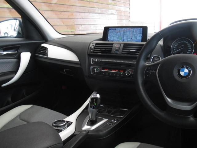 116i スタイル 1オーナ オプション17AW 衝突軽減ブレーキ クルーズコントロール ハーフレザーシート キセノンライト i-driveナビ BTオーディオ アイドリングストップ Bカメラ バックソナー スマートキー(46枚目)
