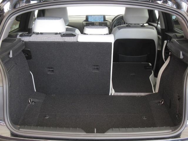 116i スタイル 1オーナ オプション17AW 衝突軽減ブレーキ クルーズコントロール ハーフレザーシート キセノンライト i-driveナビ BTオーディオ アイドリングストップ Bカメラ バックソナー スマートキー(65枚目)