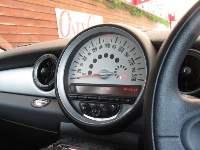 ワン 後期モデル アイスブルー CarrozzeriaインダッシュHDDナビ フルセグ地デジ Bluetoothオーディオ ミュージックサーバー 15インチAW ユニオンジャックドアミラーカバー(17枚目)