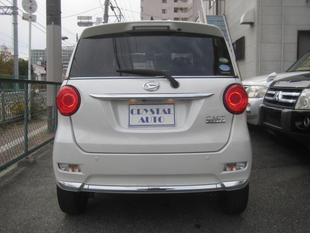 「ダイハツ」「キャスト」「コンパクトカー」「大阪府」の中古車61