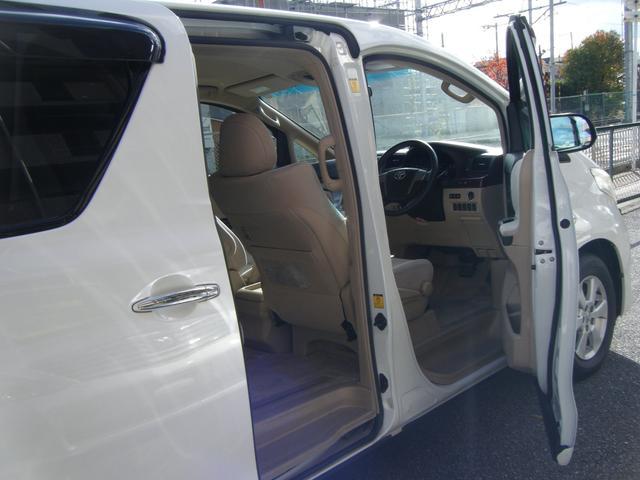 240X HDDナビTV バックカメラ 両側自動ドア 純正アルミ スマートキー ウインカーミラー オートライト キセノン タイミングチェーン 8人乗 ETC(63枚目)