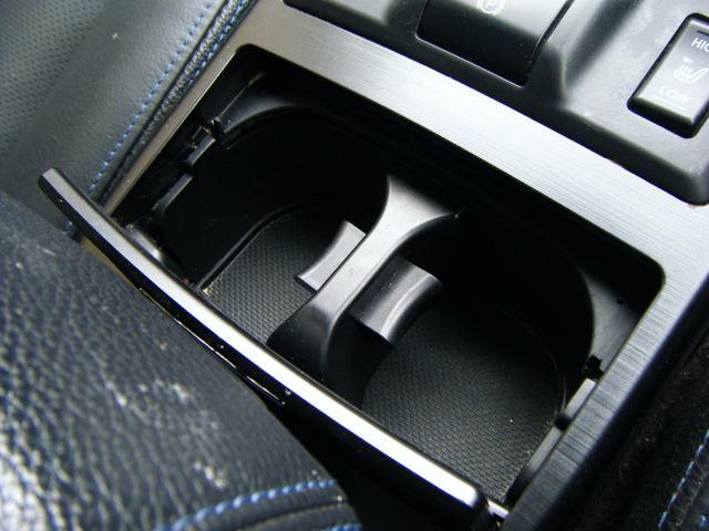 2.0GT DITアイサイト 純正HDDナビTV バックカメラ 黒革シート パワーシート 純正アルミ ビルシュタインショック マッキントッシュ スマートキー クルーズコントロール クリアランスソナー ETC 1オーナー 後期型(53枚目)