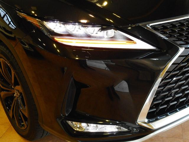 RX450h バージョンL 黒革 パノラマSR 三眼LED(36枚目)
