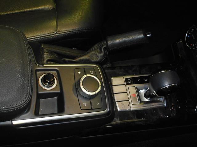 G350 ブルーテック ラグジュアリーP 黒革 SR ハーマンカードン ART製Fグリル デイライトコーディング スロットルコントローラ 純ナビ フルセグ Bモニタ PTS 前席電動シート 全席シートヒーター 純18AW(16枚目)