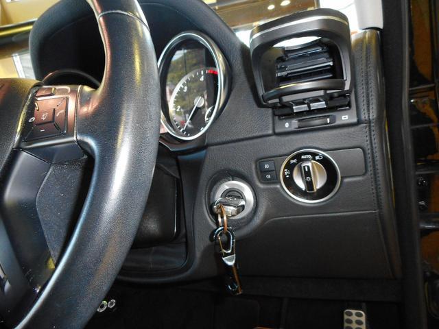 G350 ブルーテック ラグジュアリーP 黒革 SR ハーマンカードン ART製Fグリル デイライトコーディング スロットルコントローラ 純ナビ フルセグ Bモニタ PTS 前席電動シート 全席シートヒーター 純18AW(23枚目)