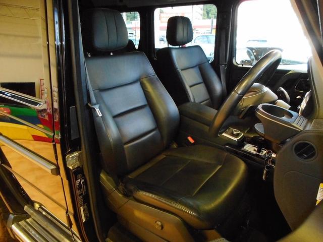 G350 ブルーテック ラグジュアリーP 黒革 SR ハーマンカードン ART製Fグリル デイライトコーディング スロットルコントローラ 純ナビ フルセグ Bモニタ PTS 前席電動シート 全席シートヒーター 純18AW(27枚目)