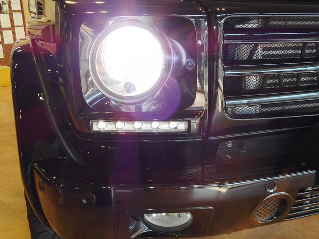 G350 ブルーテック ラグジュアリーP 黒革 SR ハーマンカードン ART製Fグリル デイライトコーディング スロットルコントローラ 純ナビ フルセグ Bモニタ PTS 前席電動シート 全席シートヒーター 純18AW(35枚目)