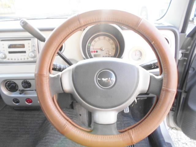 スズキ アルトラパン X タイミングチェーン車 純正キーレス付 電動格納式ミラー