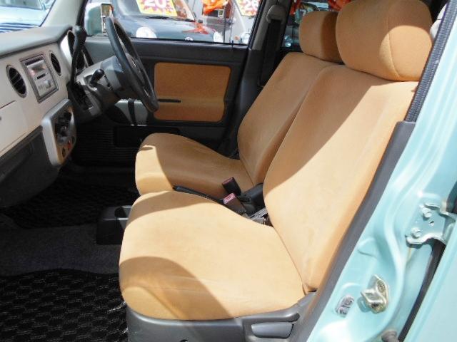 マツダ スピアーノ X ホワイトルーフ 電動格納式ミラー コラムオートマ車
