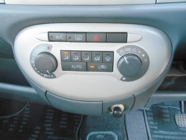 X 純正キーレス付き ベンチシート車 電動格納式ミラー装備(14枚目)