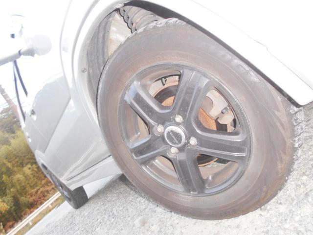 ベースグレード 保証付き 4WD車輛 タイミングチェーン車 アルミホイール付き 電動格納意味ミラー(17枚目)