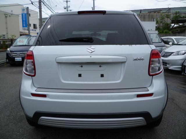 「スズキ」「SX4」「SUV・クロカン」「大阪府」の中古車7