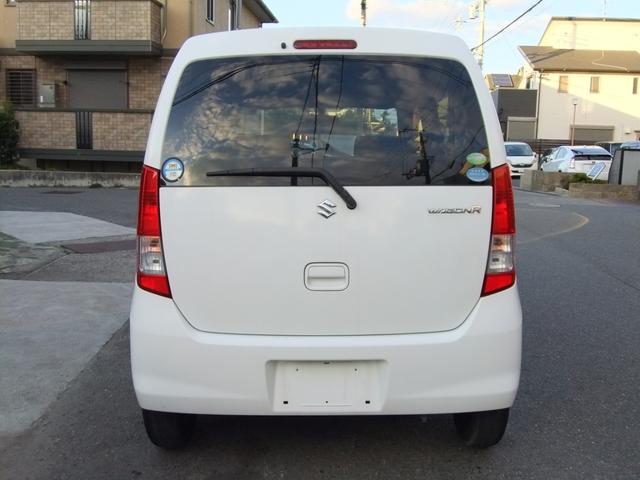 「スズキ」「ワゴンR」「コンパクトカー」「大阪府」の中古車4