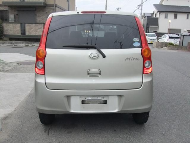 「ダイハツ」「ミラ」「軽自動車」「大阪府」の中古車4