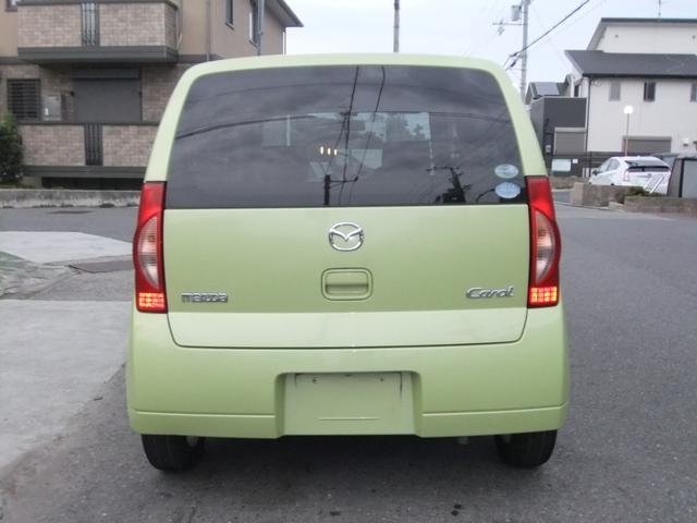 「マツダ」「キャロル」「軽自動車」「大阪府」の中古車4